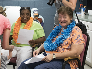 Keystone Adult Day program participants