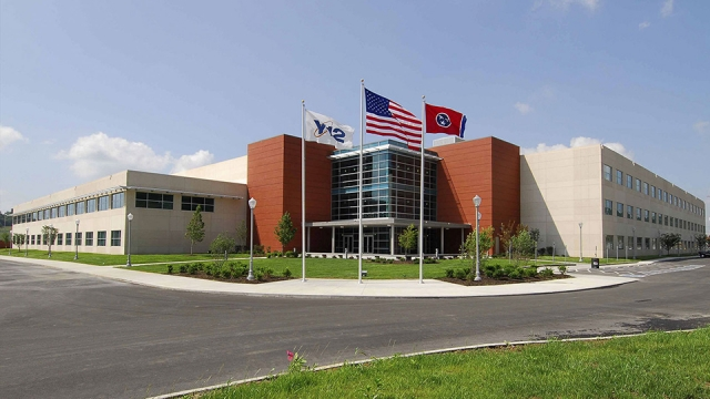 Jack Case Center at Y-12