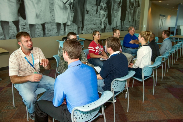 CNS offers groups to help early career professionals.