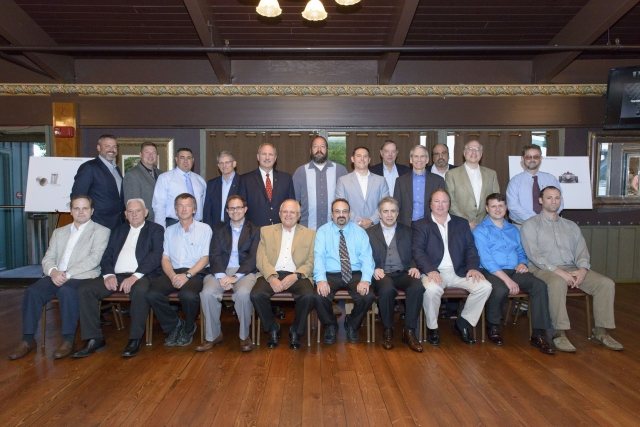Y-12 recently recognized 29 inventors at their annual Tech Transfer award ceremony. The group was awarded 13 patents and submitted more than 30 invention disclosures in the past year.