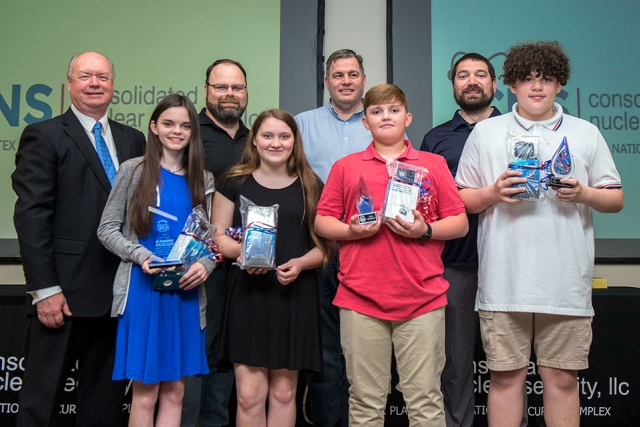 The Lake City Middle School team won the third annual Dream it. Do it. Competition as determined by public voting.