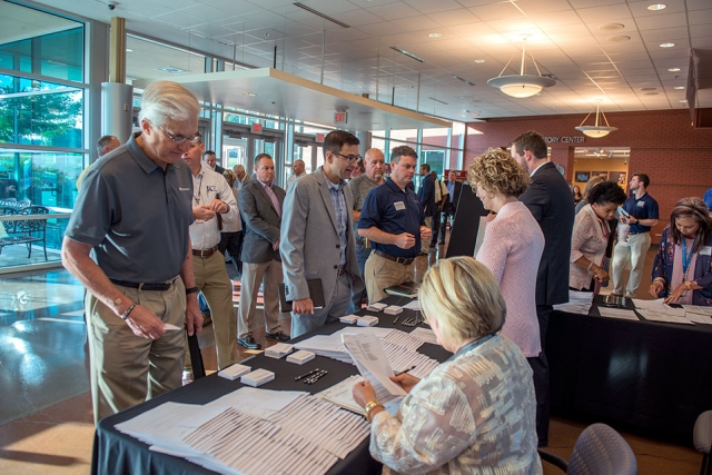 Representatives from 120 businesses attended the recent Partners in Excellence Forum at Y-12 National Security Complex.