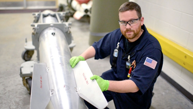 Employees at Pantex and Y-12 are proud of their work to support America and the world's nuclear deterrent.