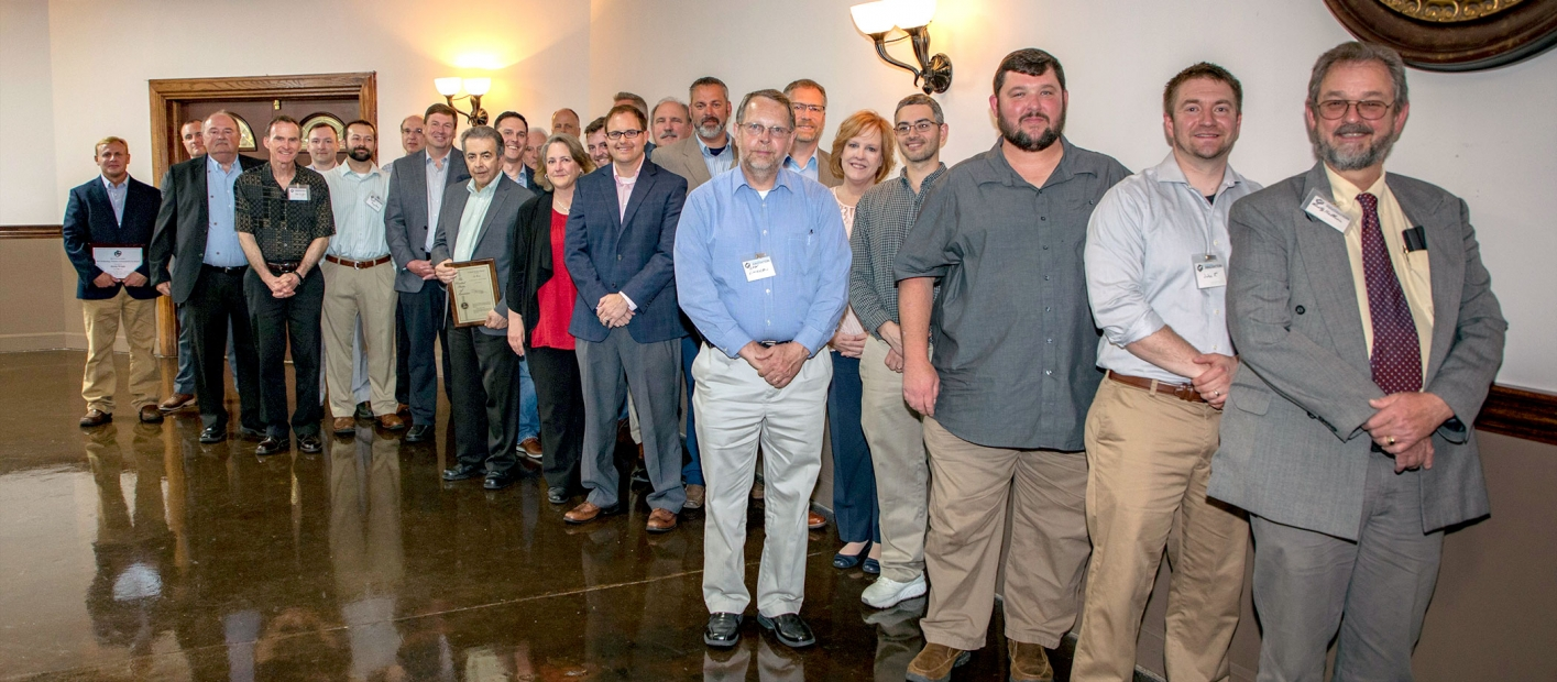Y-12 recently recognized 17 inventors and three teams at their annual Tech Transfer award ceremony. The site was awarded 10 patents in the past year.