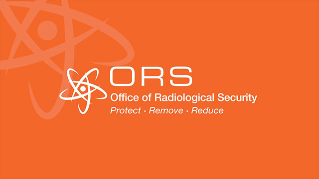 Office of Radiological Security