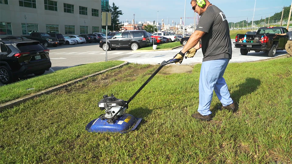 Continuous Improvement yields futuristic mower